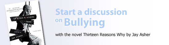 Start a discussion on bullying