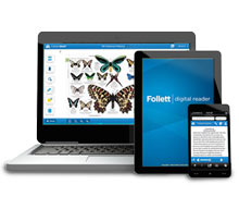 FollettShelf - your free, hosted virtual bookstore