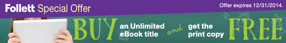 Buy an Unlimited eBook title and get the Print Copy FREE