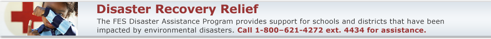 Disaster Recovery Relief for Hurricane Irene Victims