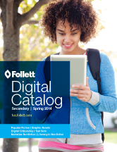 Digital Catalog: Secondary (Spring 2014)