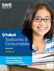 Follett Textbooks and Consumables 2014-15