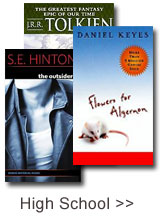 High School Best Selling Paperbacks