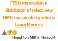FES is the exclusive distributor of select, new HMH consumable products.