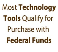 Use Federal Funding for Classroom Technology Purchases