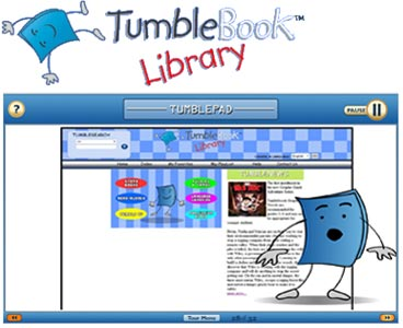 TumbleBooks Screenshot