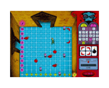 Knowledge Adventure Math Blaster Pre-Algebra
