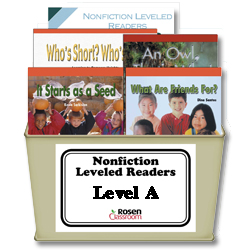 Rosen Guided Reading Nonfiction Collections